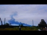 Лайф Ньюс (LifeNews). О сбитом транспортном самолёте украинских ВВС АН-26. Он же гражданский малазийский самолёт компании Malaysia Airlines. Трагедия возле Тореза