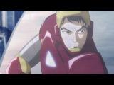 [WOA] Мстители: Дисковые войны / Disk Wars: Avengers / Marvel Disk Wars: The Avengers - 17 серия [Yudziro]