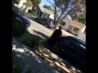 На черном квартале #NiggaVine