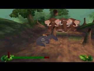 прохождение игры тарзан часть 2