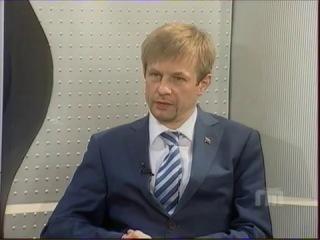 Точка зрения (Городской Телеканал, 27.04.2012) Евгений Урлашов