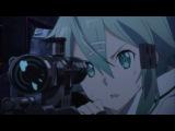 Sword Art Online II TV-2 / Мастера Меча Онлайн II: Призрачная Пуля ТВ-2 - 12 серия [Озвучка: Manaoki & Nuriko (AniLibria)]