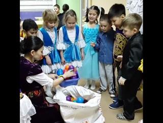 счет на казахском