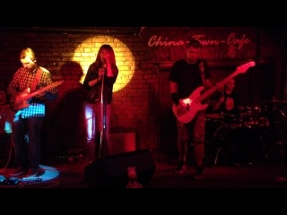 JaV'S Лисьи норы презентация Live in China Town Cafe