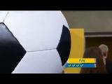 Сумашедший пенальти Maciek Adamiak TVN vs TVP 2014