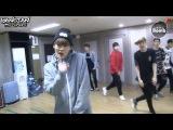 [RUS SUB] [BANGTAN BOMB] when BTS was practicing the showcase
