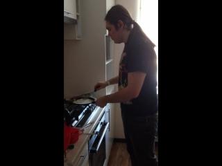 когда твой парень - кулинар...