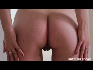 [BustyBuffy] Lucie Wilde (Window Cleaner) [2014 г., Big Tits, Masturbation, Solo, Toys, 720p]