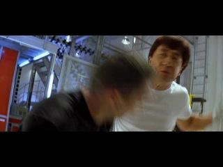 Jackie Chan vs Bradley James Allan