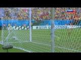 World Cup 2014. Групповой этап. Группа E. 3й круг. Гондурас - Швейцария 0-2 (Джердан Шакири)