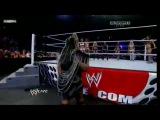 Maryse, Melina, Nikki Bella and Divas Champion Brie Bella vs Beth Phoenix, Eve Torres, Gail Kim and Kelly Kelly