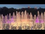 15.08.14 поющий фонтан в Царицыно, Москва