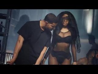Nicki Minaj - Only ft. Drake, Lil Wayne, Chris Brown 2014 клип ( Ники Минаджи)