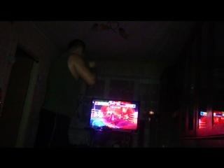Kinect Sports box,тест игры)