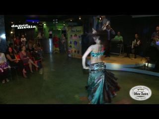 показательное выступление под египетский оркестр Рэда Саад на 3 Международном фестивале