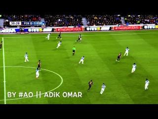 Neymar Amazing Skill [HD] by #AO || Adik Omar
