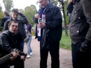 "28.09.2014 Перед фестом ""Мир без наркотиков"" Король и Шут- Невеста палача"