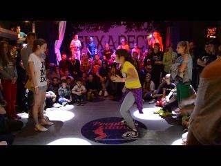 People Dance Vol.4 - 1/4 Dancehall kids 1x1