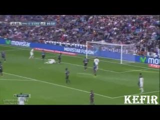 Великолепный удар Роналду и сейв vine by Kefir
