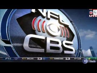 Американский футбол, NFL 2014-2015, Week 02, 14.09.2014, New England Patriots - Minnesota Vikings, 4 четверть, RU (36th Studio) А. Кондратенко