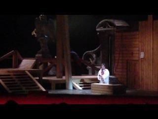 Ария Каварадосси из оперы Пуччини Тоска (Илья Говзич)