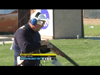 Finals Trap Men - ISSF World Cup Final in all events 2014, Gabala (AZE)
