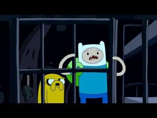 Время приключений | Adventure time | 1 сезон 24 серия | «Что вы наделали?» | «What Have You Done?»