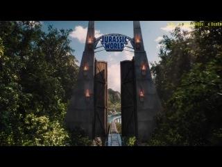 Мир Юрского периода.Jurassic World, 2015.HD RUS