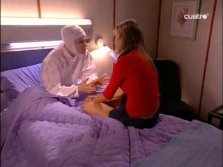 Мия приходит в палату к Мануэлю переодевшись в медсестру (161-162 серии 2 сезон)