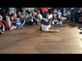 B-BOY ROX  &Ts Kids Battle #8