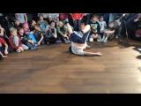 B-BOY ROX  &Ts Kids Battle #8