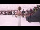 голые знаменитости Дженнифер Лоуренс ( Jennifer Lawrence) Christian Dior fashion show in Paris и After Party 480p