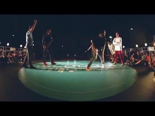 Haifa BLU Attack 2014 | Final | Kosher Flava VS. UnstoppabullZ [#bd_video]
