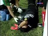 Самый жестокий пенальти в истории футболаvideo.mail.ru