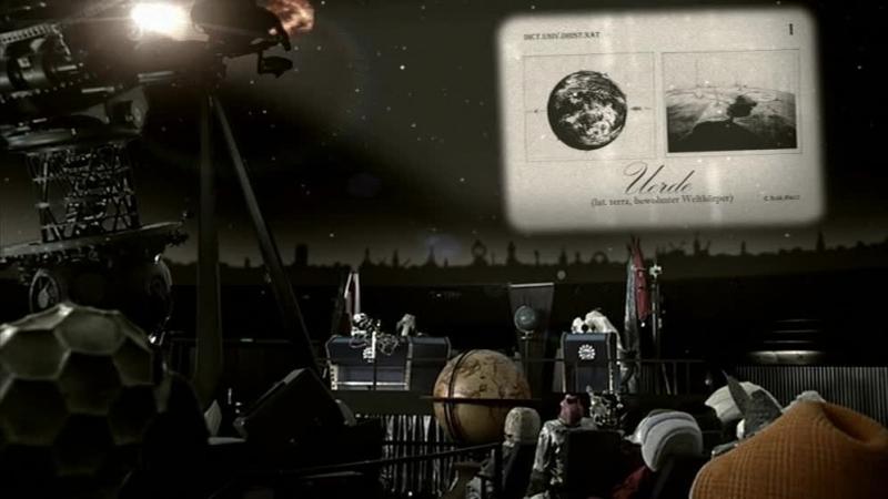 Ийон Тихий: Космический пилот - Ijon Tichy: Raumpilot s01e04 [2007] сезон 1 серия 4