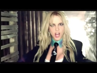 Бритни Спирс и Мадонна - Me Against The Music
