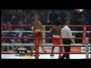 Микки Рурк vs Эллиот Сеймур (Бокс) - 28.11.2014