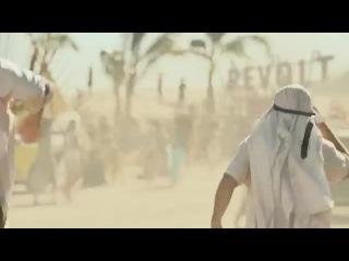 Приключения Fiat 500L в пустыне