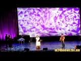 Дина Гарипова на открытии 12-го Московского фестиваля отечественного кино «Московская премьера»