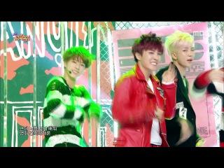 141025 방탄소년단 (BTS) - 호르몬 전쟁 (War of Hormone) @ Music Core