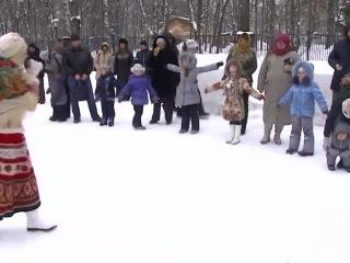 Юных пензенцев и их родителей зовут в снежный городок в парке им. Белинского
