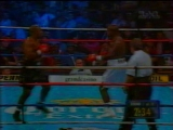 2001-12-08 Clifford Etienne vs Dan Ward (vacant IBA Americas Heavyweight Title)