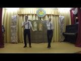 Тело в дело! Постановка Александра Макарова. Body Percussion