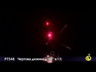 Р7548 Чертова дюжина