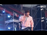 FANCAM | 140823 | HER (Jaehyo focus) | Famine Sharing Concert