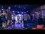Интервью Шеннен Доэрти и Холли Мари Комбз для Fox 11 7 января 2015