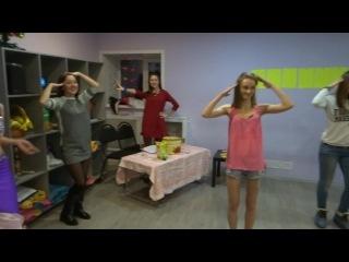Мастер класс Лихие 90 е Новогодняя вечеринка ТриНити