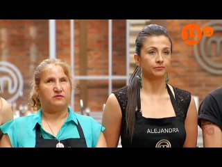 Master Chef - Capitulo 16 - Canal 13