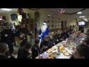 Дед Мороз, Снегурочка, Баба-Яга и концертная часть 1