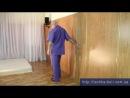 Дмитрий Салай.Упражнения для спины. Укрепление поясницы.Растяжка.Видео предоставлено сайтом tochka-boli